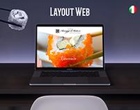 Layout Web - Assaggi (Itália)