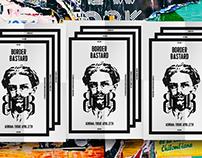 BORDER BASTARD — Live at Aenigma