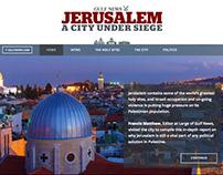Jerusalem: A City Under Siege