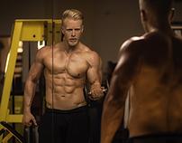 Thomas at the Gym