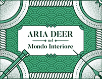 ARIA DEER nel Mondo Interiore - BOOK COVER