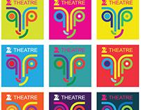 Zee Theatre logo rebrand