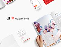 KJF Augsburg. Markenentwicklung und Corporate Design