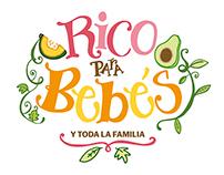Logo RICO PARA BEBÉS