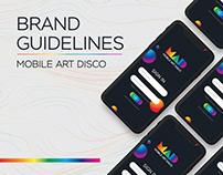 Brand Guide - Mobile Art Disco
