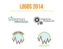 Diseño Gráfico   Logos 2014