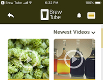 Brew Tube App