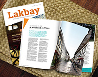 Lakbay Travel & Lifestyle Magazine