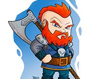 Redbeard, the Viking
