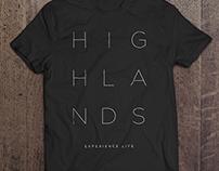 2015 Highlands T-Shirts