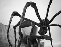 GUGGENHEIM MUSEUM BILBAO OCT-2016