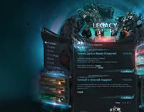 IRELIA Project / Legacy RF