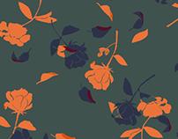 Estampa Floral Arejado
