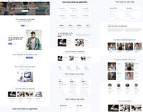 Mobirise App Basic HTML Template