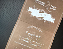 Graphic Package Wedding
