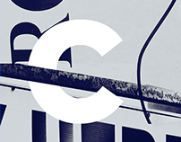 Poster: City Letterforms