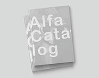 Annual Catalog: Alfa Art Gallery