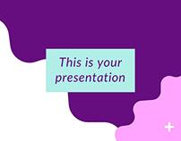 Alessa Free Creative Presentation Template