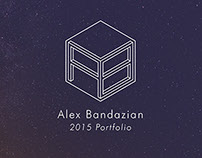 Portfolio | Alex Bandazian | Industrial Design | 2015
