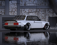 Volvo 242 Mad Stance
