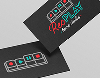 Rec Play | Branding