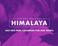 HIMALAYA - Print design, art direction.