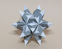 Origami Art - Diagrams