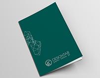 Rebranding : DESIGNTAB Brochure