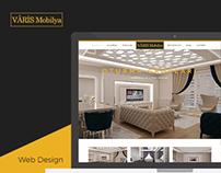 Varis Mobilya Web Design