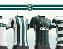 Coritiba Football Club // Kit Concepts Adidas 2016