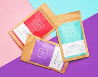 Tea-LC - Brand Identity & Packaging