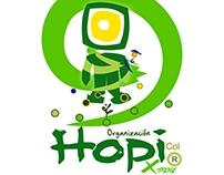 Fundación Hopi Extreme WEB LAYOUTS