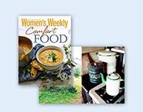 Comfort Food Cookbook