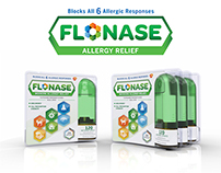 Flonase Global Design Launch and Brand Experience