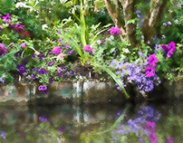 Monet Gardens in Giverny, France