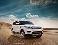 Range Rover Photo Shoot