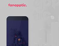 Fanapptic. App FCB
