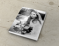 [ Free download mockup] Cover magazine