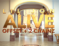 Lil Jon - Alive (Official Music Video) ft Offset, 2 Cha