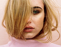 Pinky - Her Beauty Magazine (Fashion Editorial)
