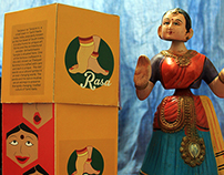 Packaging-Tanjore Doll