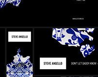 Steve Angello/Wild Youth — Tour Dates