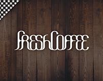 Logo / Fresh Coffee