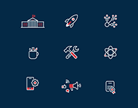 16 Simple Icons