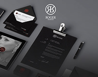 Corporate Identity : Roger