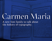 Carmen Maria (Preview) - Type@Paris 2015