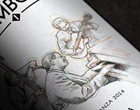 "Design labels Wine ""Rumbón"""