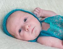Mini sesión bebé 1 mes