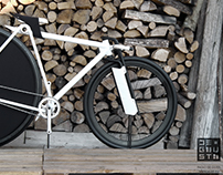 36/28 Postale - Urban Pursuit Bike Concept