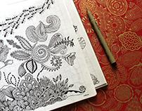 Sketchbook #2 @elislisart